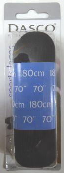 Dasco Laces DUK694B Black180cm
